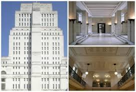 Exploring Art Deco Architecture In London Senate House