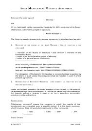 Management Agreements - Icmfortaleza.tk