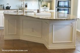 kitchen cabinet door trim: crown molding crown molding continues to be the final elegant touch to diy paint kitchen cabinets diy kitchens kitchen makeovers adding