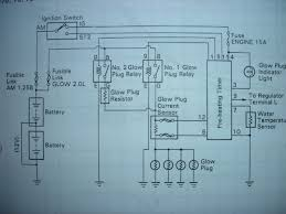 1985 bj70 wilson switch installation ih8mud forum here is the oem wiring diagram for the glow plug circuit