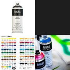 Liquitex Professional Spray Paint 12 Oz Carbon Black