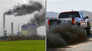 Emissions: Electric Cars vs Gasoline Cars! - YouTube