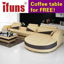 modern european furniture. Contemporary European IFUNS Black U0026 White Modern European Furnitureluxury Quality Leather  Sofasl Shape Sectional For Modern European Furniture