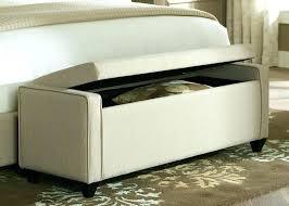 bedroom storage ottoman bench or in for square black leather upholstered big large uk stor bedroom storage bench seat ottoman s f