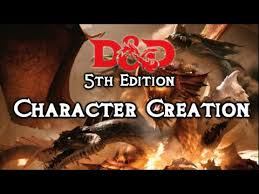 d and d online character sheet 5th edition d d how to create a character youtube