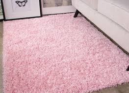 soft fluffy baby pink gy rug vancouver oon