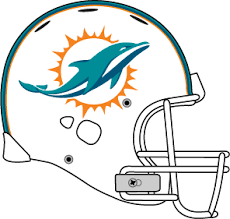 Miami Dolphins Helmet - National Football League (NFL) - Chris ...