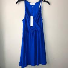 Amanda Uprichard Size Chart Nwt 230 Amanda Uprichard Chelsea Dress Xs 0 2 Nwt