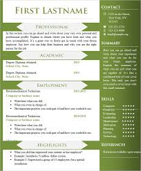 Different Formats For Resumes 13 Reverse Chronological Resume Format
