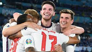 Three Lions book Euro 2020 semi-final ...