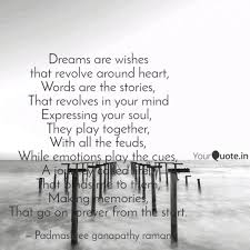 Making Memories Quotes Delectable Dreams Are Wishes That R Quotes Writings By Padmashree