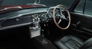 Aston Martin Db6 Interior In 2 Motorsports