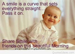 Good Morning Baby Quotes Best of Good Morning Cute Baby Wish For My Friends