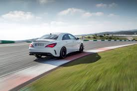 2017 Mercedes-Benz CLA Arrives with New Face, More Refined ...