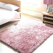 blush fur rug pink fur carpet blush mongolian sheepskin rug