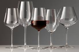 From Left: Gabriel Glas One For All; Riedel Sommeliers Bordeaux; Zalto  Universal
