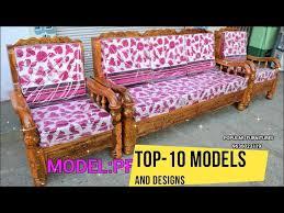 latest designs wooden sofas 2019 models