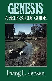 Genesis Jensen Bible Self Study Guide By Irving L Jensen