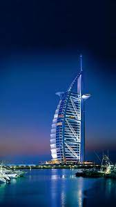 Dubai Night Cityscape 4K Wallpapers ...