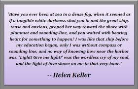 Helen Keller Quotes Magnificent FileHelen Keller Quotejpg Wikipedia