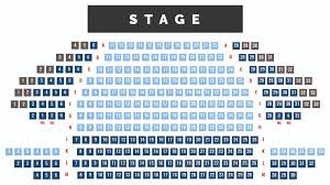 Royal George Theater Chicago Seating Chart 65 Timeless New Theatre Seating Chart