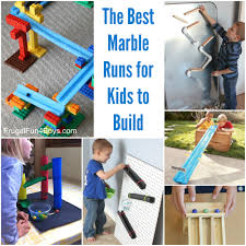 fun stem challenges for kids the best marble runs to build frugal fun for boys and girls