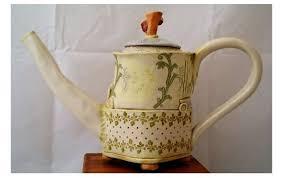 Hodge Podge teapot by JAN KNIGHT, CLAYARTIST in Elgin, TX - Alignable