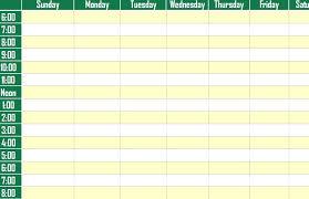 Weekly Timetable Planner Weekly Schedule Planner Template Weekly Schedule Planner