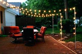 image outdoor lighting ideas patios. Plain Image Patio Outdoor Lighting Ideas For Patio String Light Pole Outstanding Lights  On Deck Railing With Image Patios V