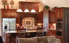 rustic cherry kitchen cabinets. Wonderful Kitchen Rustic Cherry Kitchen Cabinets Inside R