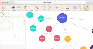 concept map maker to easily create concept maps online  creately