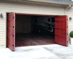 vertical bifold garage doors foot garage door vertical bifold garage door hardware