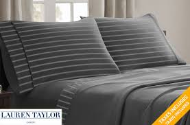 microfleece sheet set. Fine Set Bedding Starting From 3999 For An Ultra Soft Microfleece Sheet Set By  Lauren Taylor Available In 6 Colors 46 Off  Taxes Included On Set