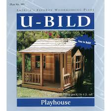 patio furnishings plans free diy outside playhouse