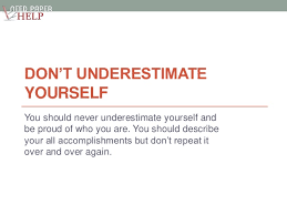 what makes a brilliant college essay 3 don t underestimate yourself