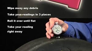 Tire Durometer Longacre Tech