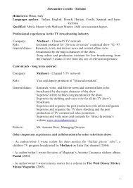 Alessandro Corallo - Resume Hometown:Milan, Italy Languages spoken:  Italian, English, ...