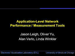 University of Illinois at Chicago Electronic Visualization ...