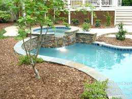 swimming pool retaining wall ideas pool retaining wall pool spa combination with stone retaining pool retaining swimming pool retaining wall ideas