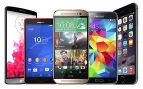 7 Modern Smartphones