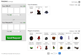 How To Create Items In Roblox Trade System Roblox Wikia Fandom Powered By Wikia