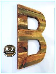 decoration wall lettering wood attractive wooden letters large for 16 from wall lettering wood