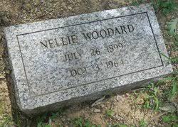 Nellie Woodard (1899-1964) - Find A Grave Memorial
