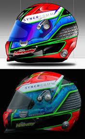 procedure smart race paint helmet painting at it s best