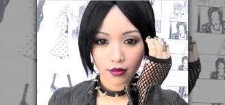 how to create a nana osaki punk rock makeup look for makeup wonderhowto