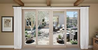 Fine Patio Doors Energy Star And Beyond Montecito Series Design Ideas