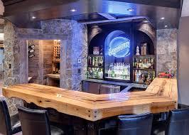 Cool Basement Bar Designs Home Desain 2018