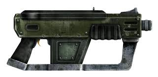 M M Vegas 12 7mm Submachine Gun Gra The Vault Fallout Wiki