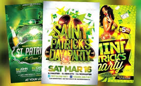 Green Party Flyer Top 10 Best Saint Patricks Day Psd Flyer Templates For Photoshop