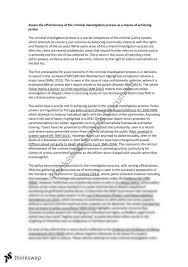 investigation essay year hsc legal studies thinkswap investigation essay